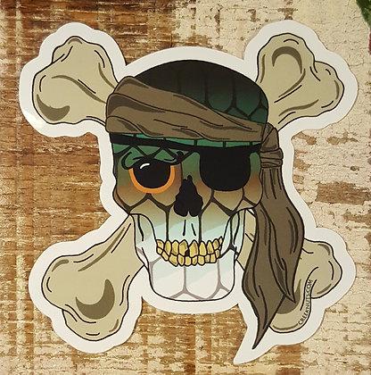 Tarpon Skull & Crossbones