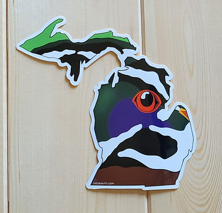 Wood Duck - Michigan