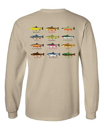 12 Trout T-Shirt