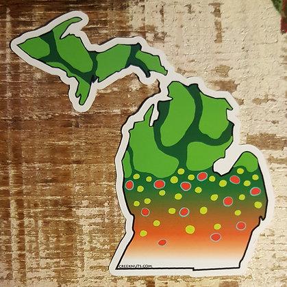 Brook Trout - Michigan