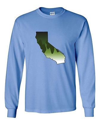 California Largemouth Bass Skin T-Shirt