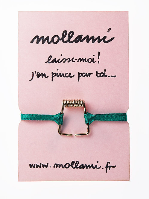 Mollami >  Or pale・Light gold // Taille 48-50