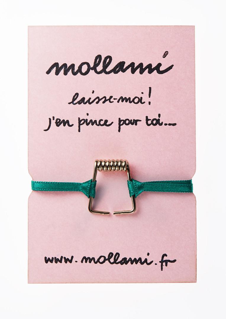 Mollami // Or pâle