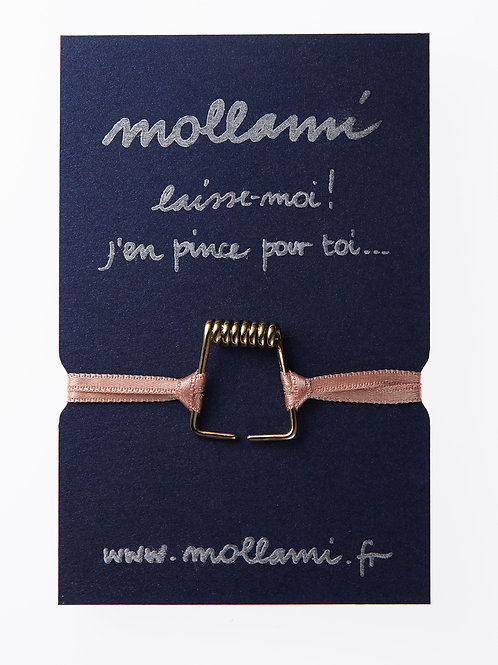 Mollami > Or・Gold   // Taille 48-50