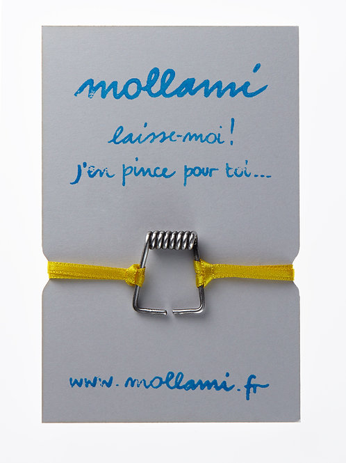 Mollami > Argent・Silver // Taille 48-50