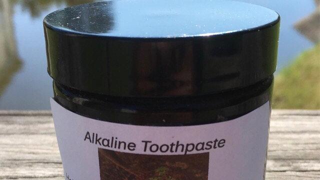 Alkaline Toothpaste