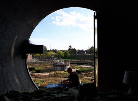 XV. ZU GAST...im Parkhotel - Oder: Übernachtung an der Emscher