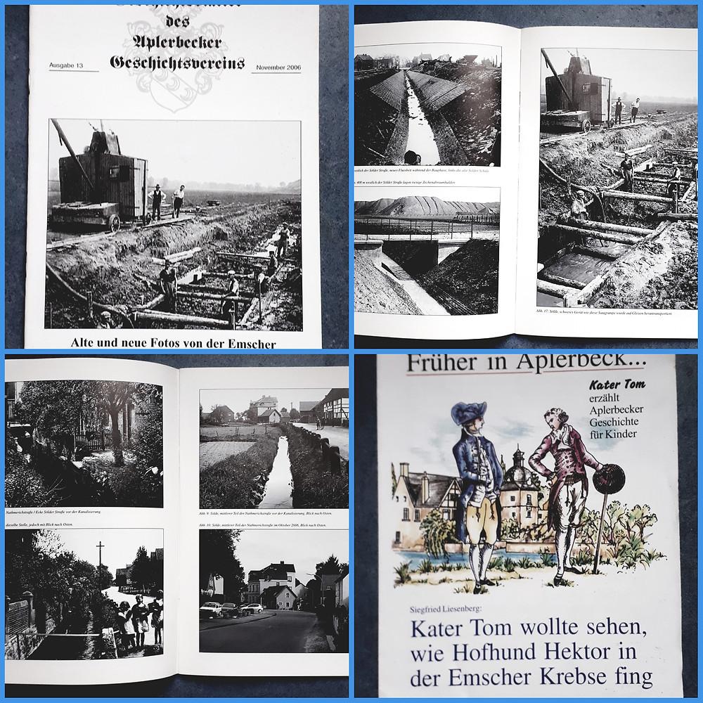 Geschichten vom Apfelbach / BLOG / Emscher / Miriam Witteborg / Aplerbeck