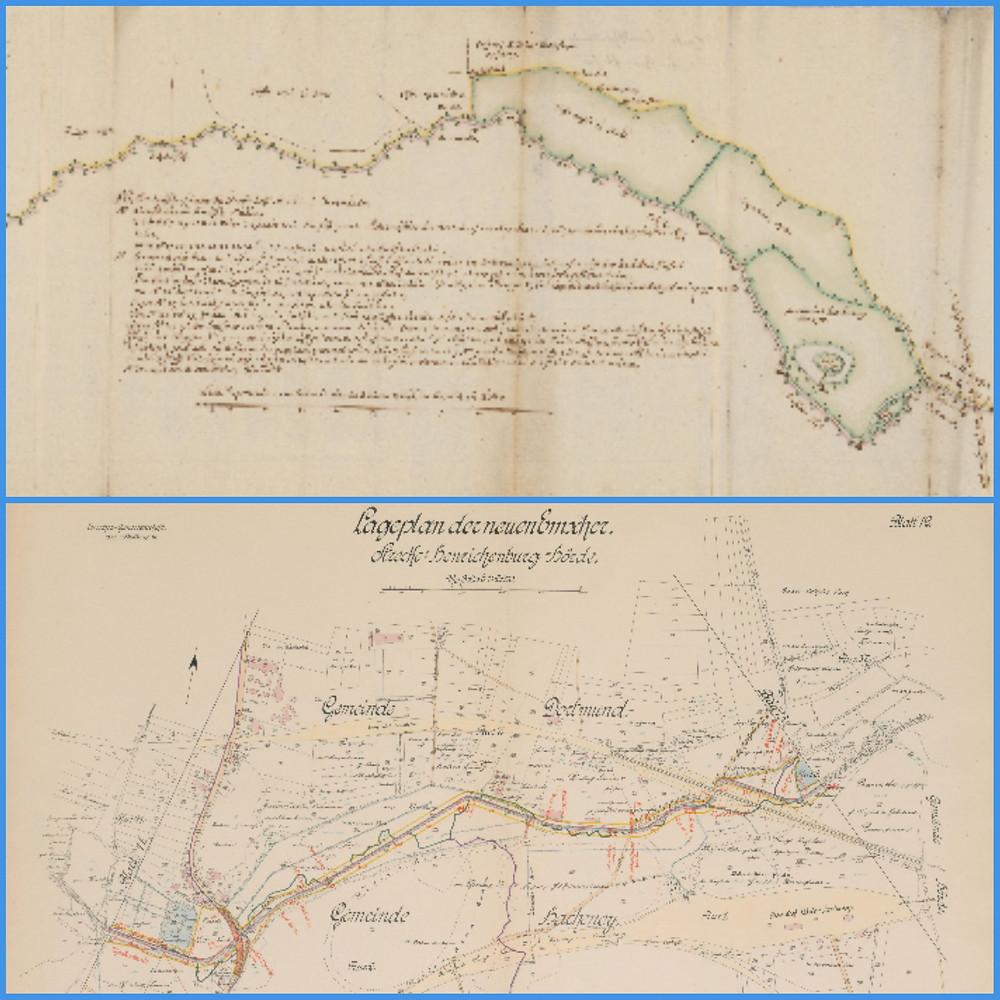 Emscher / Dortmund / BLOG / Geschichten vom Apfelbach / Miriam Witteborg / Stadtteil-Historiker Ruhrgebiet