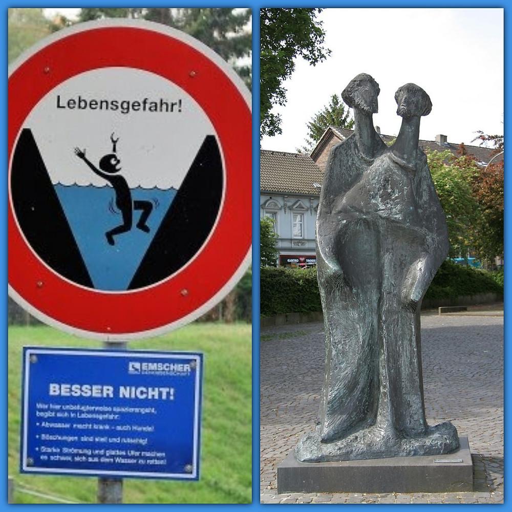 Emscher / Miriam Witteborg / Blog / Geschichten vom Apfelbach / Dortmund / Aplerbeck / Ewalde