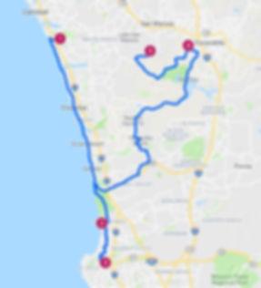 Poker Run Route Map.JPG