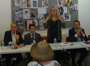 Southwark Pensioners' Association Hustings