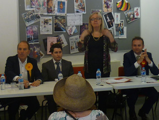 Southwark Pensioners' Association Hustings
