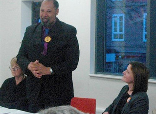 Hustings at the Allbrighton Centre, Camberwell