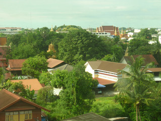 Ubon Rachtani and Srisaket, Thailand