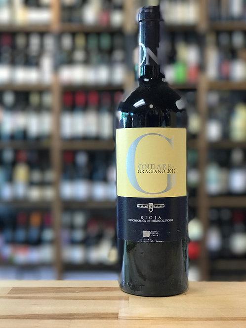 Bodegas Ondarre Graciano Rioja