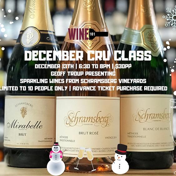 Cru Class: Schramsberg Vineyards