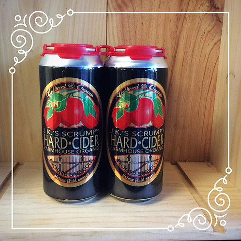 JK Scrumpy Farmhouse Cider 4pk