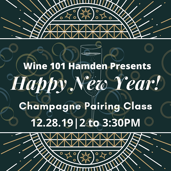 Champagne Pairing Class