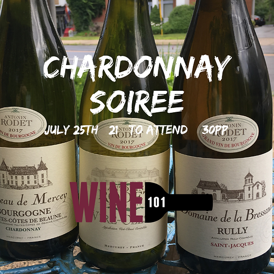 Chardonnay Soiree