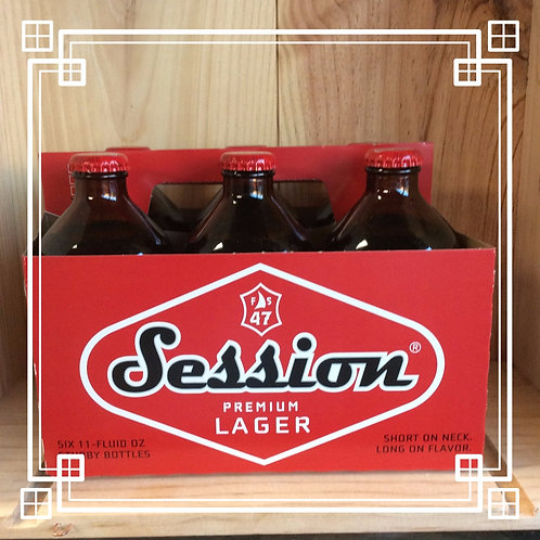 Full Sail Session Lager 6pk