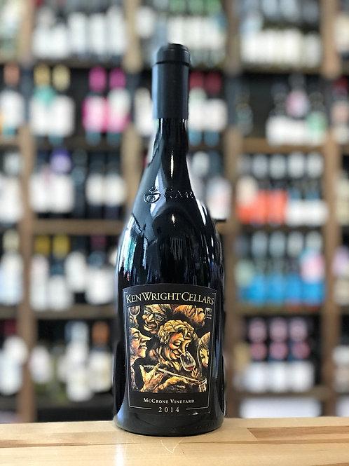 Ken Wright Cellars McCrone's Pinot Noir