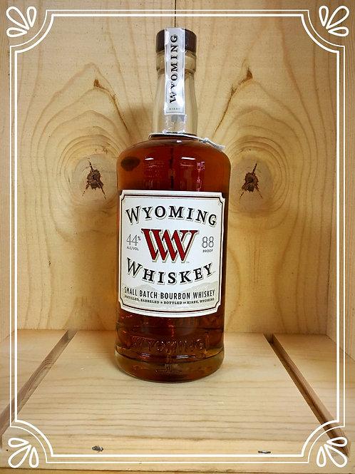 Wyoming Whiskey 750ml