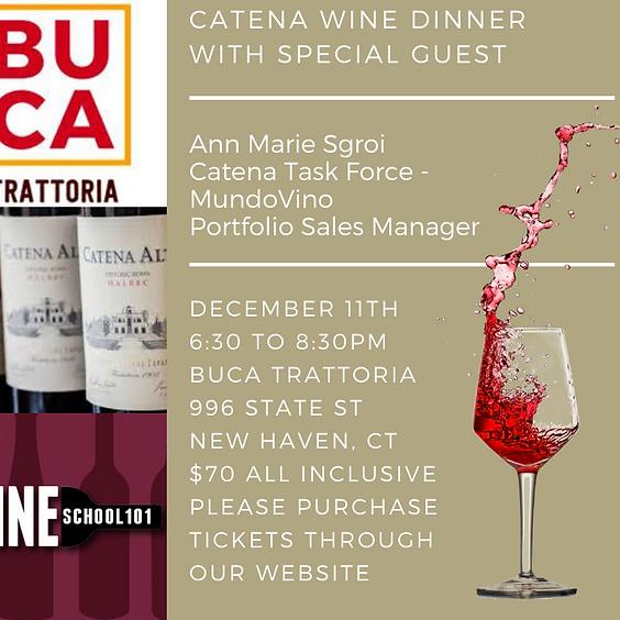 Catena Wine Dinner
