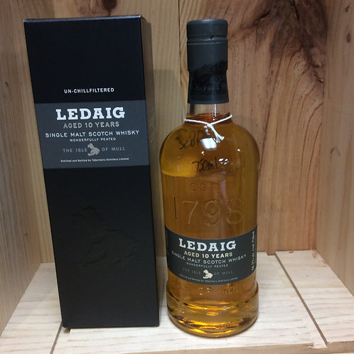 Ledaig Single Malt Scotch