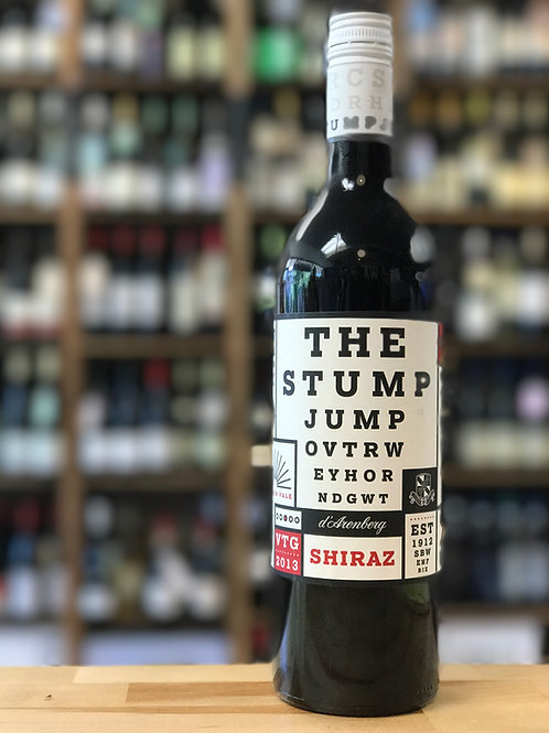 D' Arenberg The Stump Jump Shiraz
