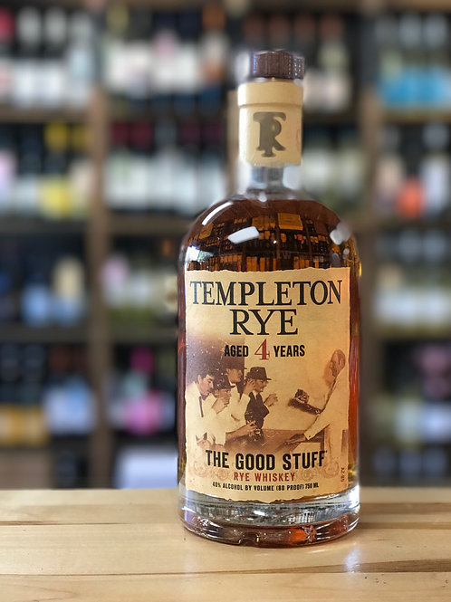 Templeton aye Whiskey