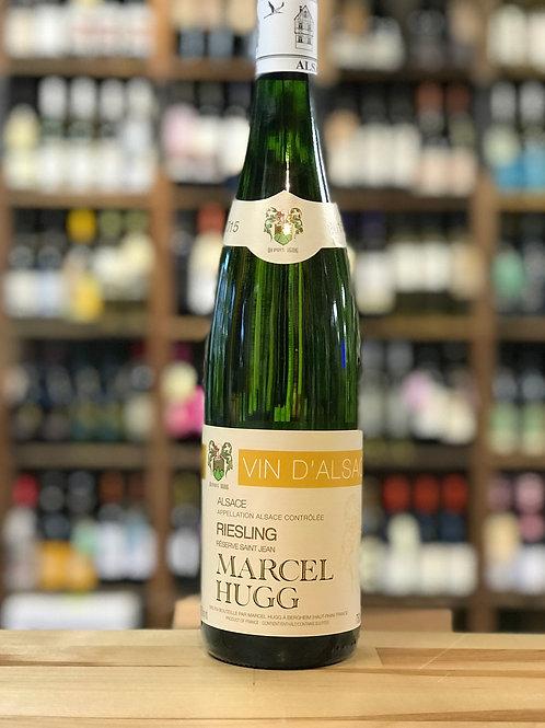 Marcel Hugg Vin d' Alsace Riesling