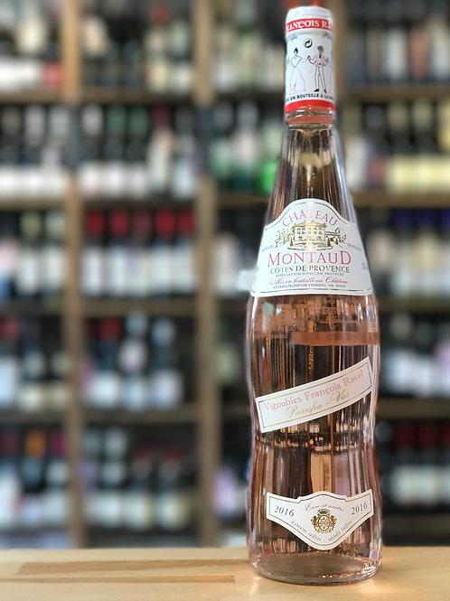 Chateau Montaud Côtes de Provence Rosé