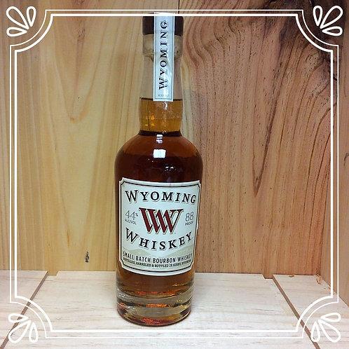 Wyoming Whiskey 375ml