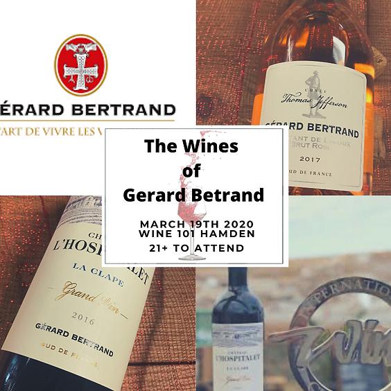 An Evening With Gerard Bertrand