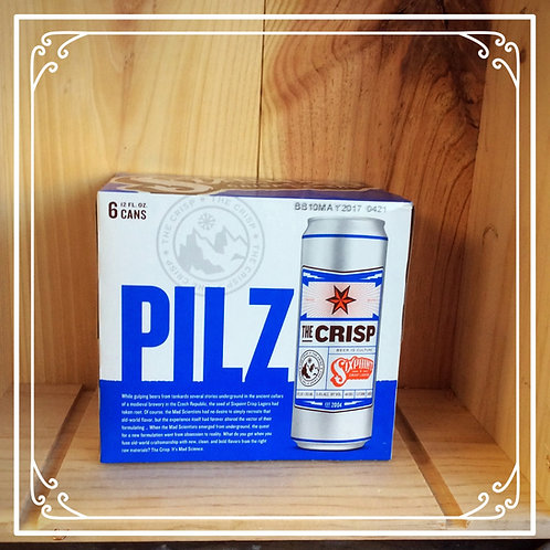 Sixpoint The Crisp Pilz 6pk