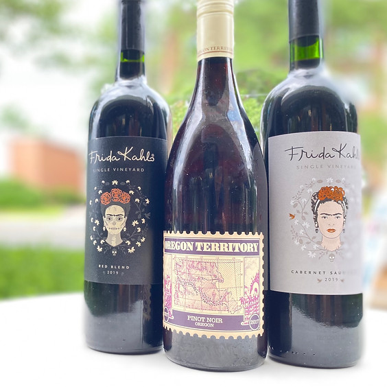Free Tasting Fridays: Frida Wines