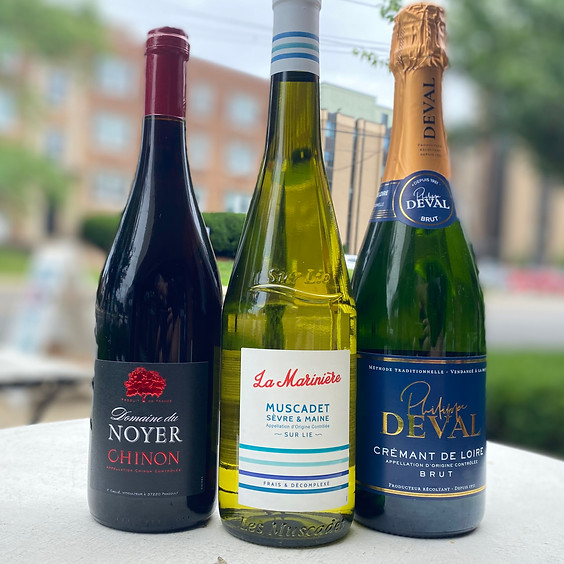 Free Tasting Fridays: Loire Valley Wines