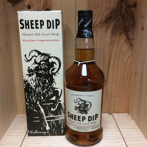 Sheep Dip Single Malt Scotch