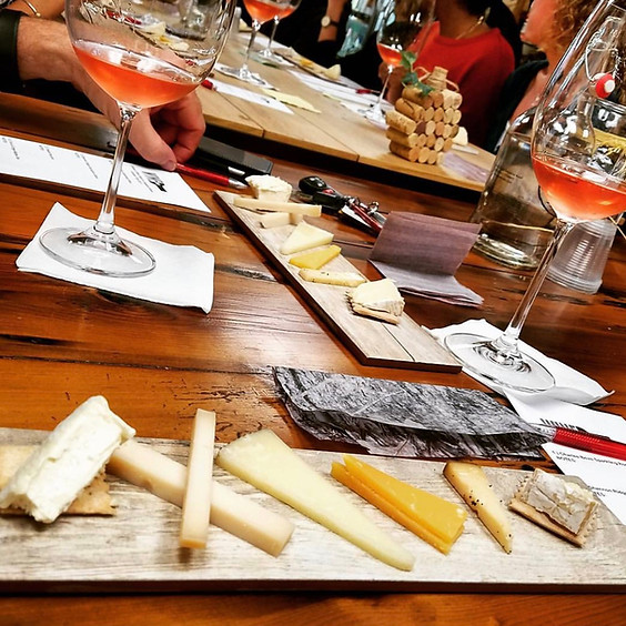 Wine101: Wine & Cheese Pairings