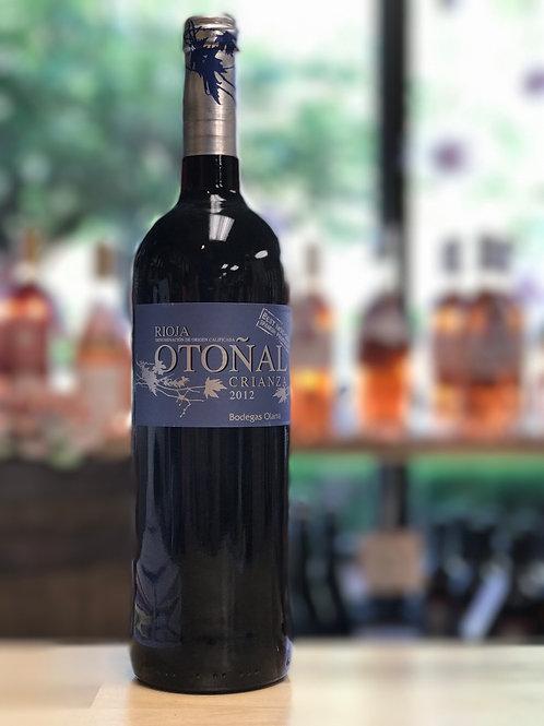 Otonal Crianza Rioja