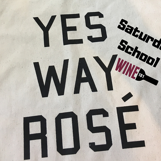 Yes Way Rosé: Saturday Session (1)