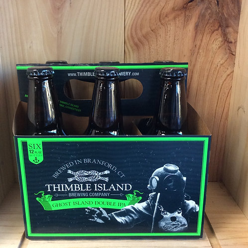 Thimble Island Brewing Ghost Island Double IPA