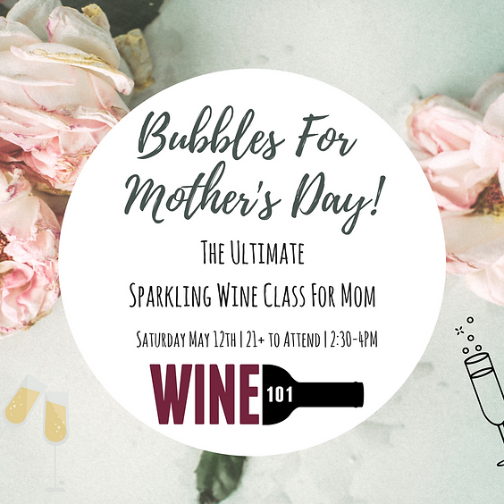 Bubbles For Mom
