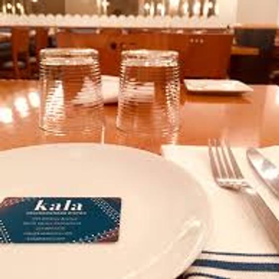 Kala Bistro: Wine & Food Pairing