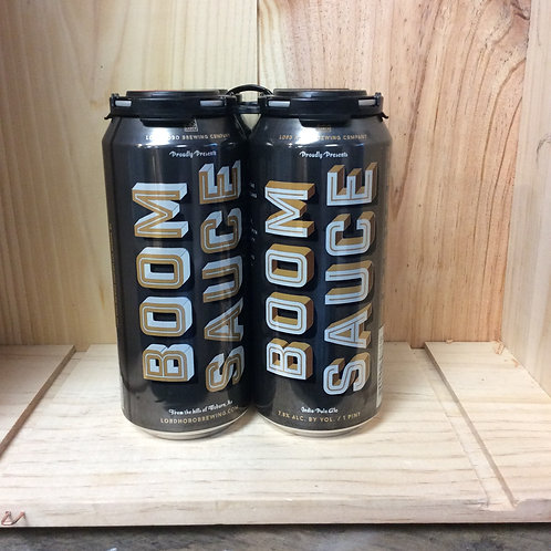 Lord Hobo Boom Sauce 4pack