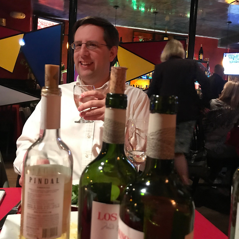 Free Tasting Fridays: Wines with Jonathan from Winebow