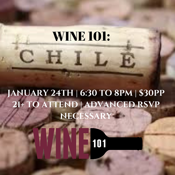 Chile Wines For A Chilly Season