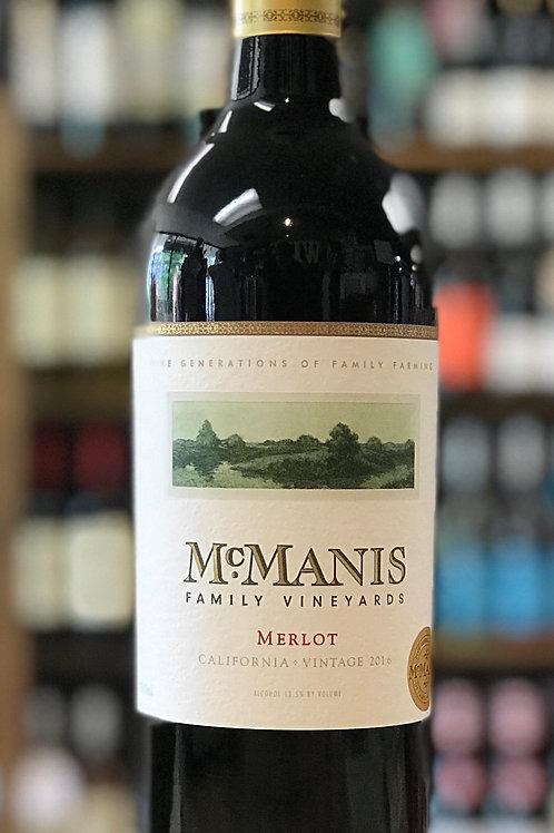 McManis Merlot