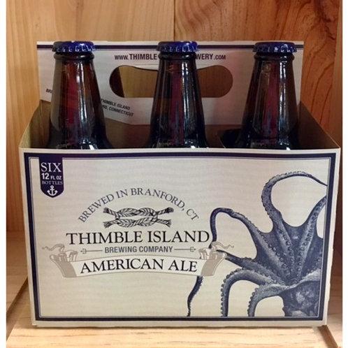Thimble island American Ale 6pk